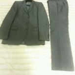 Классический приталенный мужской костюм 182-92-82, Новосибирск