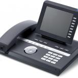 IP телефон Unify OpenStage 60 SIP + приставка, Новосибирск