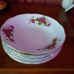 Красивые тарелки китайские из ССCР, Новосибирск