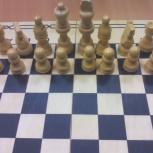 Шахматы 40x40, Новосибирск