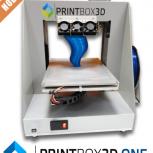 PrintBox3D One 3д принтер. Новый. Гарантия 12 мес, Новосибирск