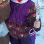 Зимний костюм для девочки, Новосибирск