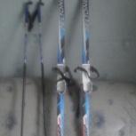 Продам детские лыжи, Новосибирск