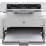 Принтер HP LaserJet Pro P1102, Новосибирск