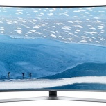 55'' ТВ  (139см) Samsung 55KU6650 LED SMART Wi-Fi 200Hz 4K DVB-T2, Новосибирск