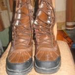 Зимние ботинки в идеальном состоянии- не носили, Новосибирск