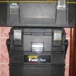Продам ящик для инструмента, с колесами, Новосибирск