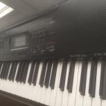 Синтезатор Casio CTK3000, Новосибирск
