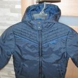 Продам куртку (весна-осень) Reebok, Новосибирск