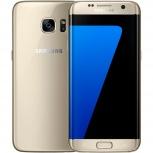 смартфон Samsung Galaxy S7 Edge 32Gb SM-G935F PLATINUM, Новосибирск