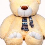 Продам большого плюшевого медведя, Новосибирск