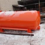 Услуга ремонт бочек ассенизаторских машин, Новосибирск