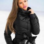 Теплая черная куртка, Новосибирск