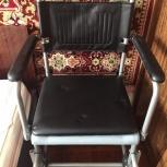 Продам складной стул Ortonica для инвалидов, Новосибирск