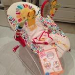 Детское кресло-качалка, шезлонг. Новое!, Новосибирск