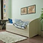 Кровать со спинкой, Новосибирск