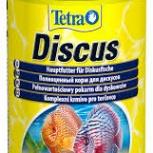 TETRA Diskus 10 л гранулы,основной корм д/дискусов, Новосибирск