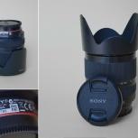 Продам объектив sony SAL 18-135 мм F3.5-5.6, Новосибирск