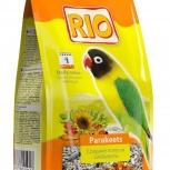 Rio для средних попугаев 1кг, Новосибирск