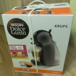 Продам новую кофеварку Nescafe Dolce Gusto Krups KP100B10 Piccolo, Новосибирск