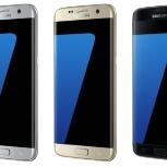 Телефон Samsung Galaxy S7 Edge SM-G935FD 32Gb новые, Новосибирск