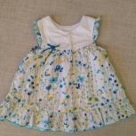 Продам платье Children wear,74, Новосибирск