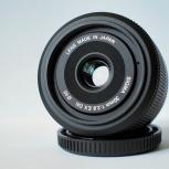 Объектив Sigma AF 30mm 2.8 EX DN m 4/3, Новосибирск