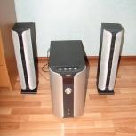Акустическая система Активная 2.1-акустика Top Device TDE 280/2.1, Новосибирск