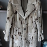 Продам пальто мужское из меха нерпы, Новосибирск