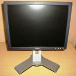 """монитор Dell E177 17"""" (43см), Новосибирск"""