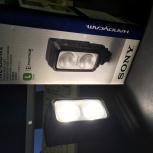 Продам новый видео свет Sony HVL-20DW2, Новосибирск