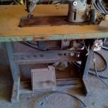 Продам швейную машину со столом. рабочая, Новосибирск