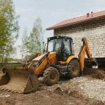 Услуги трактора, Новосибирск