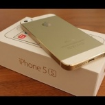 iPhone 5s 32gb gold, Новосибирск