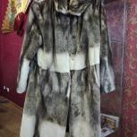 Срочно продам тепленькую  норковую шубку, Новосибирск