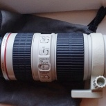 Объектив Canon EF 70-200mm F/4 L IS USM, Новосибирск