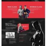 Создание сайта для инструкторов по фитнесу, Новосибирск