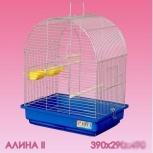 "Клетка для птиц ""Алина 2"", Новосибирск"