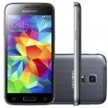 Телефон Samsung Galaxy S5 mini SM-G800F 16Gb Black, Новосибирск