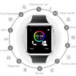 Умные часы Smart Watch GT08, Новосибирск