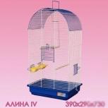 "Клетка для птиц ""Алина 4"", Новосибирск"