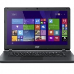 Ноутбук Acer ES1-520-55A2 AMD A4 5000 X4, Новосибирск