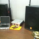 Продам акустический комплект на 1квт, Новосибирск