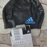 Шапочка взрослая для бассейна Adidas, Новосибирск
