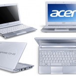 Ноутбук Acer ONE D270-268WS Intel Atom N2600 X2, Новосибирск