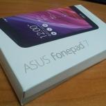 Новый Asus Fonepad 7 FE170CG 3G 8Gb, Новосибирск