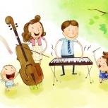 Музыкальная сказка для детей, Новосибирск