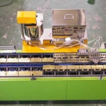 Дешево Кекс машина, линия для двуцветных кексов с начинкой, Новосибирск