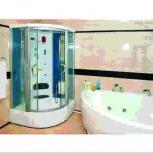 Сборка, установка, ремонт душевых кабин, гидромассажных  ванн., Новосибирск