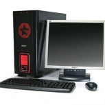 Куплю компьютер, рабочий, с монитором или без, Новосибирск